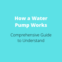 How a Water Pump Works